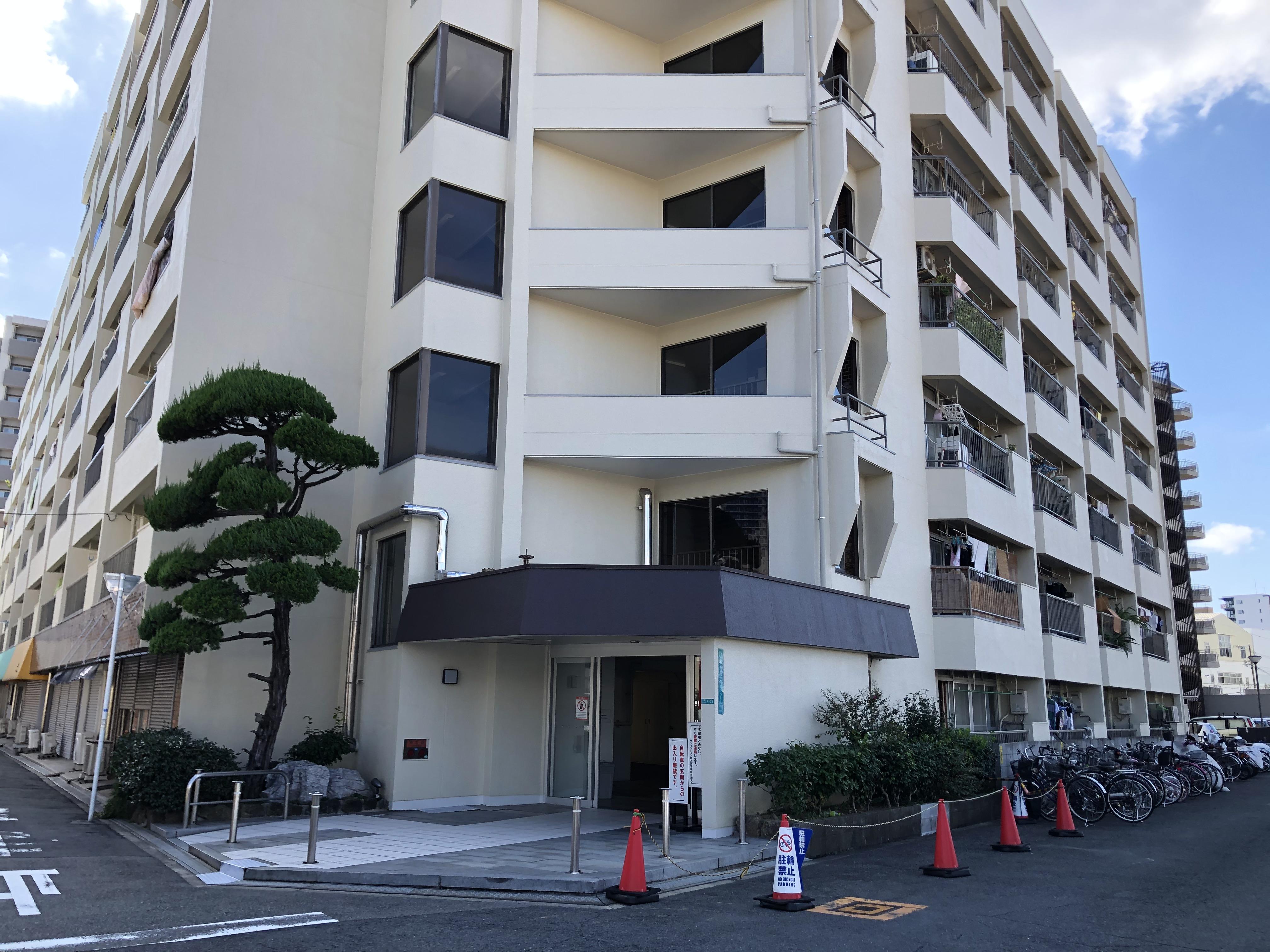 OsakaYODOGAWA-KU OSAKA-SHIElevator Building